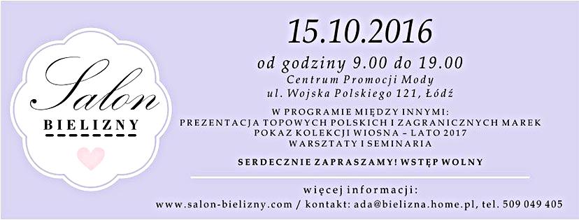III Salon Bielizny w Łodzi